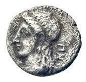 Reverse Salamis, Pnytagoras, SilCoinCy A5007